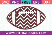 Football chevron svg