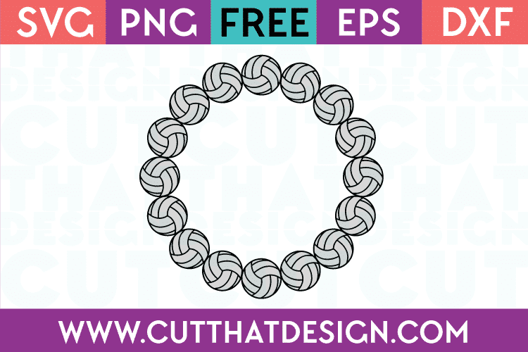 volleyball svg for cricut