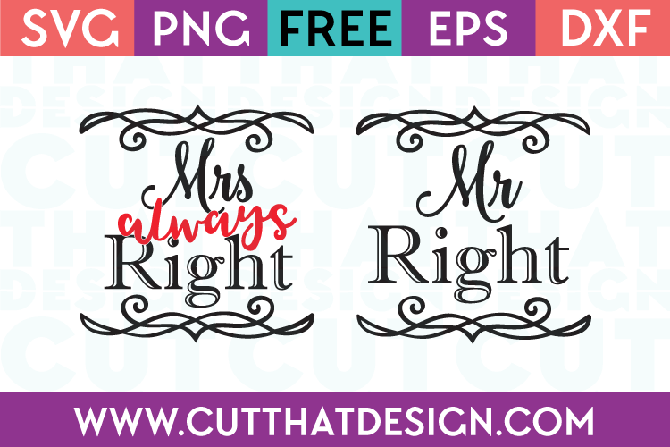 Free wedding svg files