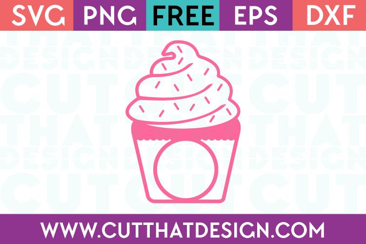 cupcake svg free