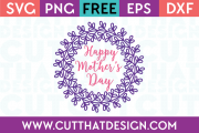 Free Mother's Day SVG Files