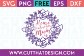 Free Mum SVG Files