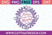 Free Mum SVG Files
