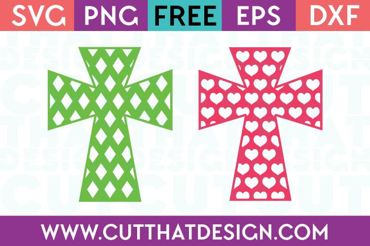 Free Cross SVG
