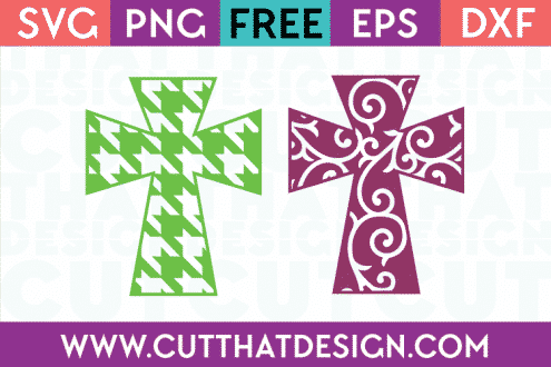 Cross SVG for Cricut
