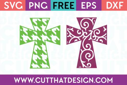 Cross SVG for Cricut