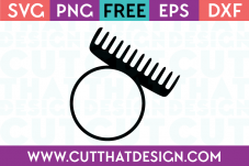 hair salon svg free