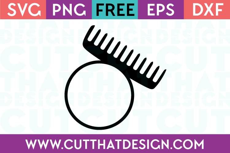 hair salon svg free