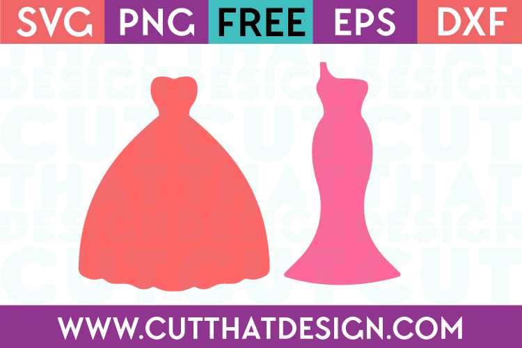 dress svg file