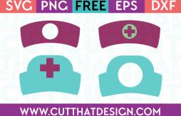 Cut That Design Nurse Hat SVG