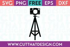 Cut That Design Photography Monogram Design Set 1 SVG