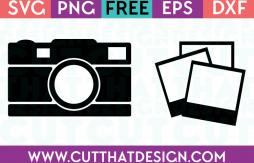 Free SVG Cutting Files Photography Monogram Designs