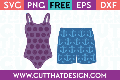Free SVG Files | Beach Archives | Cut That Design