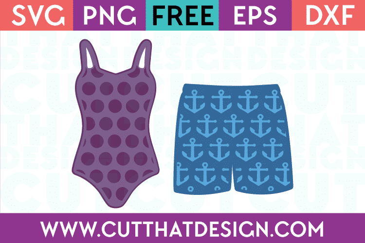 Summer SVG Cutting Files from Cut That Design