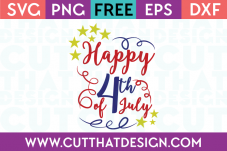 Free 4th July SVG Cutting Files Quotes