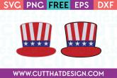 Cut That Design SVG Free 4th July