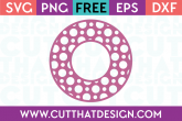 Cut That Design SVG Cutting Files Free Circle Frames