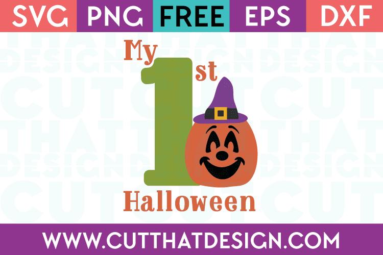 Cut That Design Pumpkin SVG