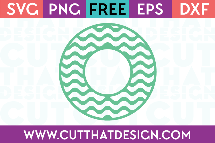 Free monogram for silhouette