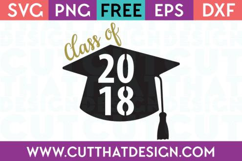 SVG File Graduation Cut That Design