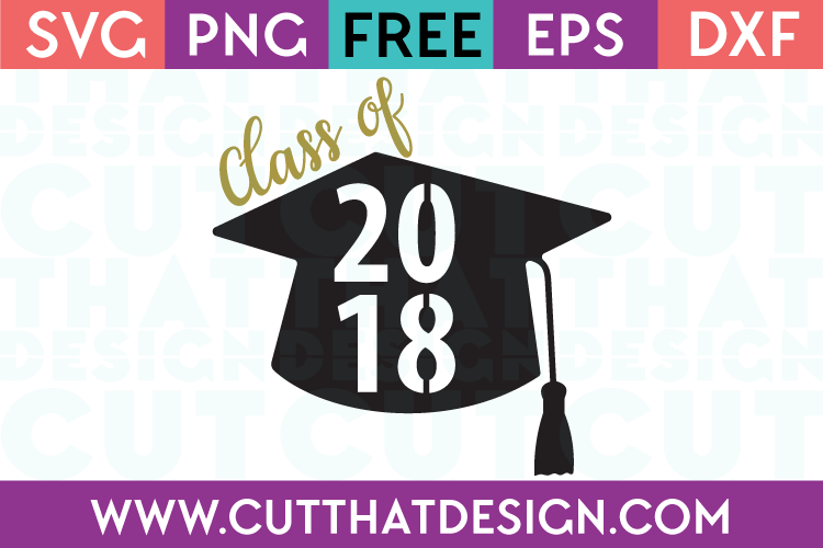 SVG File Graduation Cut That Design