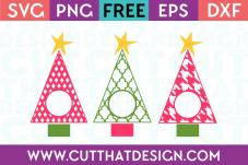 SVG Cutting Files Christmas Free