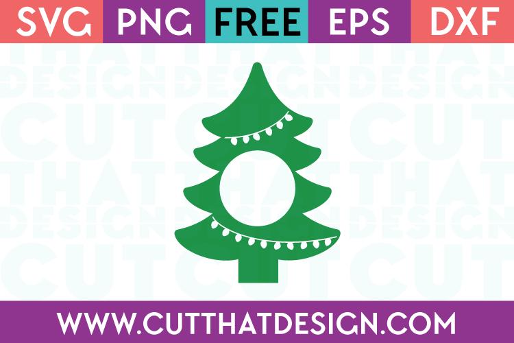 free christmas svg cutting files