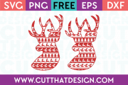 Christmas SVG Cutting Files Free