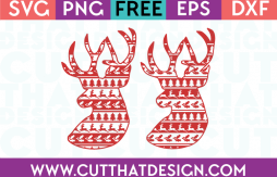 Christmas SVG Cutting Files Free