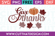 Fall SVG Cutting Files