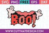 Halloween Title Phrase SVG Cutting Files
