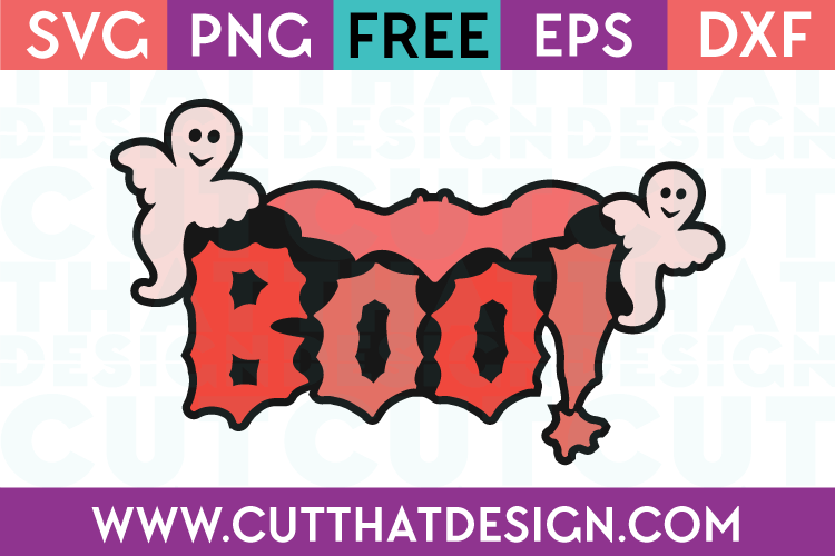Halloween Title Phrase SVG Cutting Files