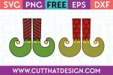 Cut That Design Elf SVG Files