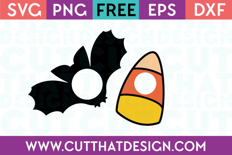 Halloween SVG Cut Files Free from Cut That Design