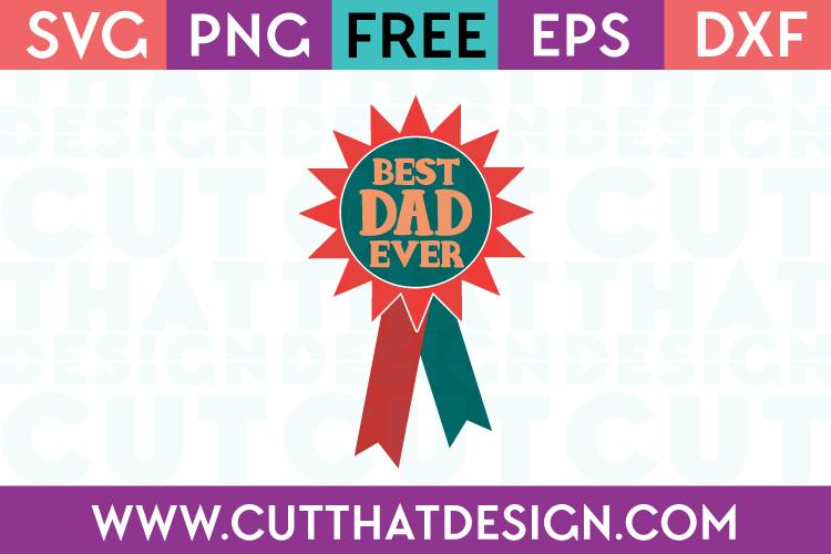 Best Dad SVG