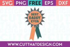 Best Daddy SVG