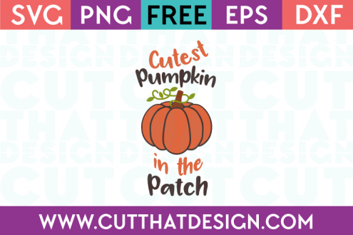 SVG Free Pumpkin Cutting FIle