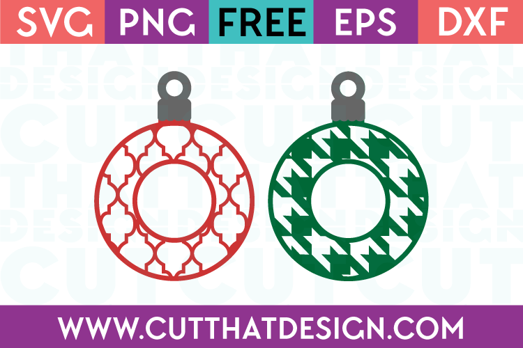 Free Xmas SVG Cut Files