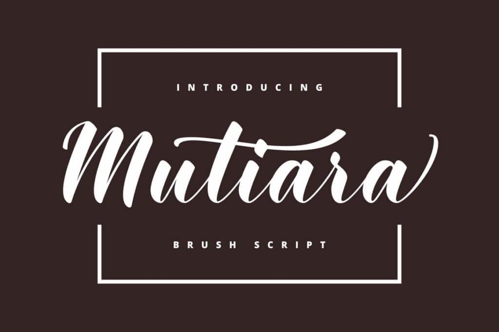 Modern font bundles