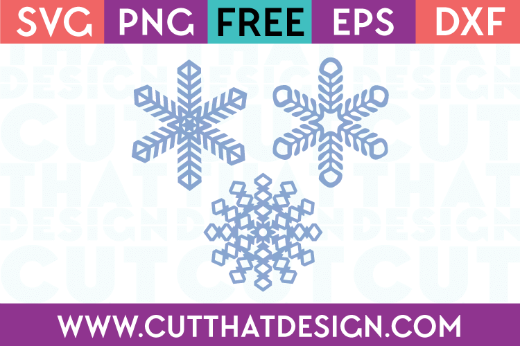Snowflake SVG Download