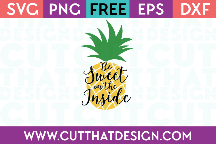 SVG Free Pineapple
