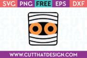 Free Mummy SVG Cutting File