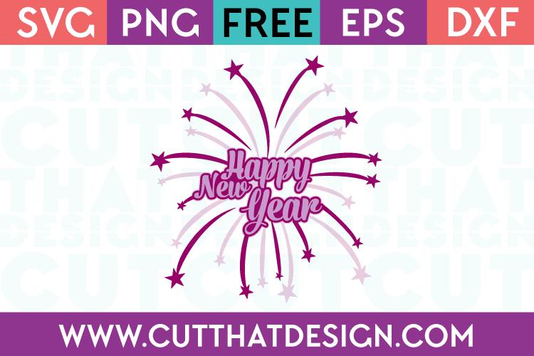 Free SVG Happy New Year