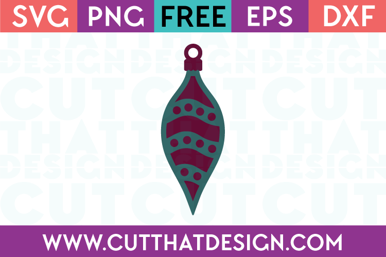 Free SVG Files Christmas Decoration
