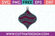 Free SVG Xmas Cut Files