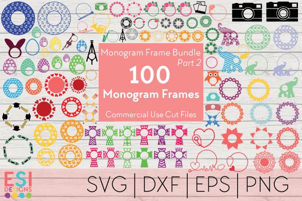monogram svg files