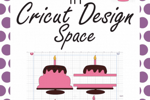 Separate SVG Files in Cricut Design Space