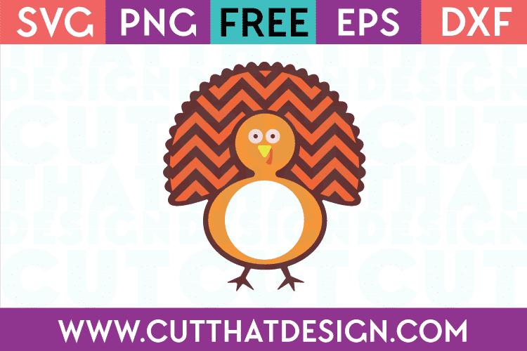Free SVG Files Turkey Monogram