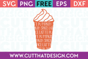 Free Pumpkin Spice Latte SVG Design