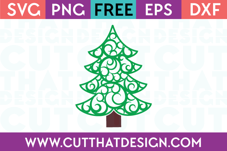 Christmas Tree Truck Svg Free.Free Svg Files Christmas Tree Archives Cut That Design